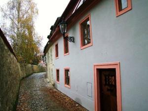 Prague Castle Romantic Apartments