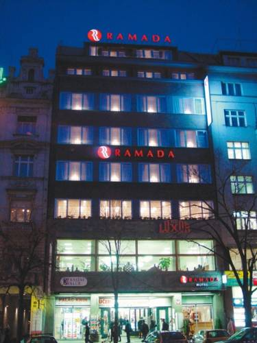Ramada prague city centre reserva online en este hotel de for Hotels in prague city centre