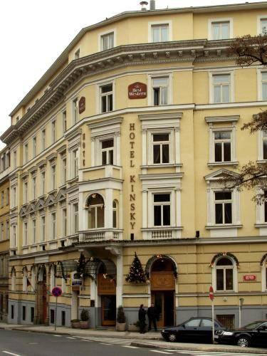 Best Western Premier Hotel Kinsky Garden